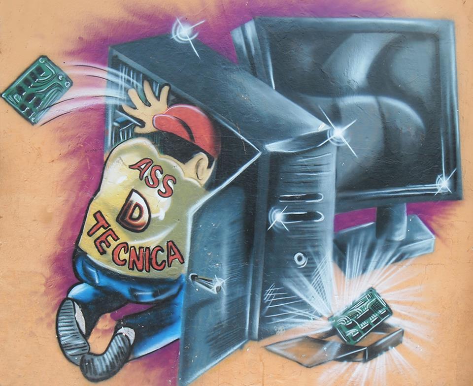 ASSISTÊNCIA TÉCNICA D logo