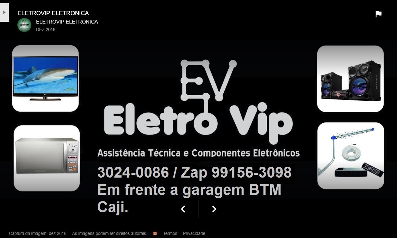 ELETRO VIP logo