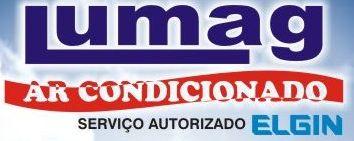 LUMAG AR CONDICIONADO logo