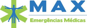 MAX EMERGÊNCIAS MEDICAS logo