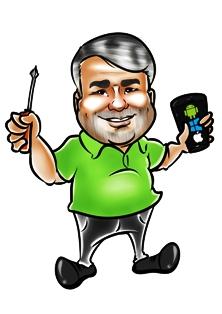 O Márcio Resolve_Smartphones, Tablets e Notebooks logo