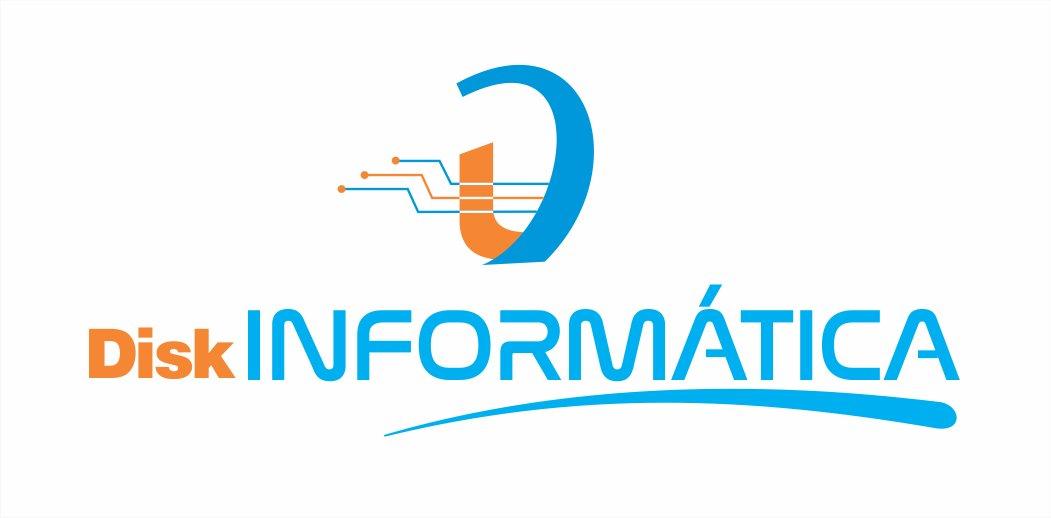 Disk informatica logo