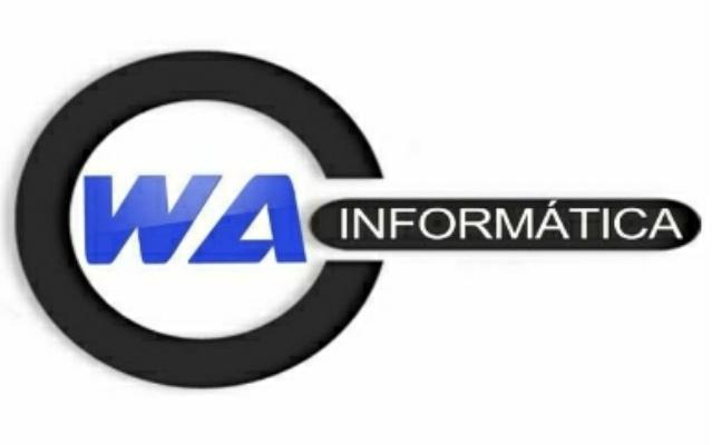 WA INFORMÁTICA logo